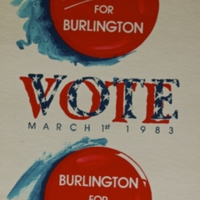 Bernie Sanders Campaign Poster